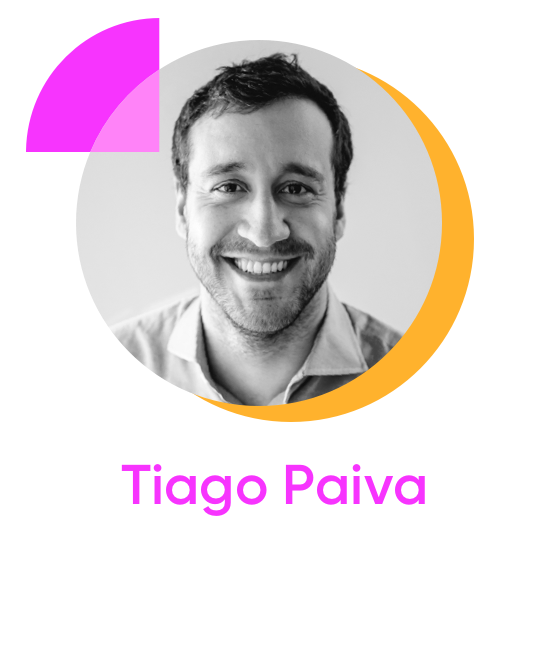 Tiago Paiva Founder and CEO Talkdesk
