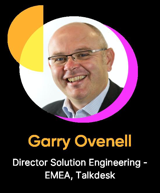 Garry Ovenell