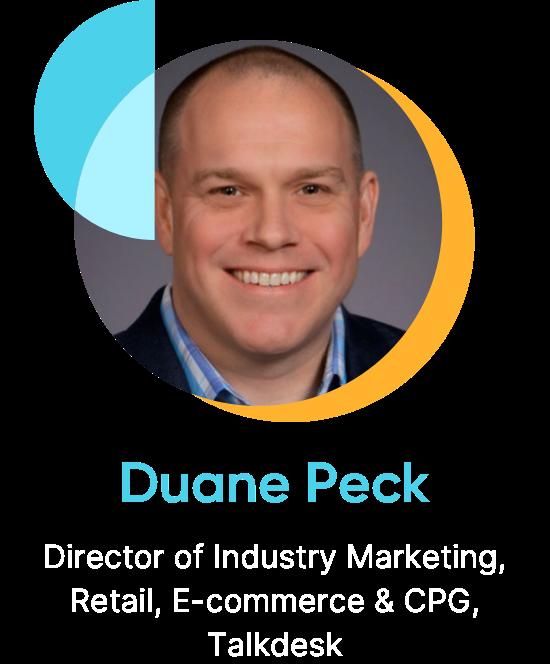 Duane Peck