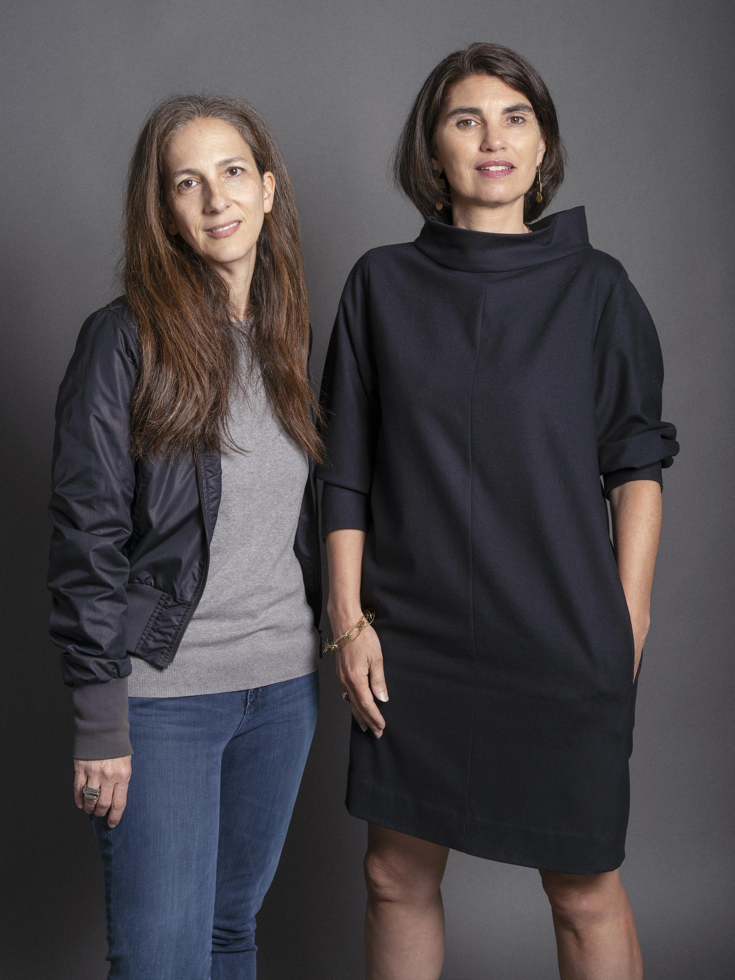 Kristen Sidell, AIA and Rudabeh Pakravan