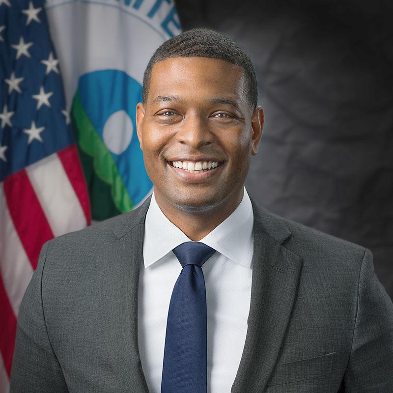 Administrator Michael Regan