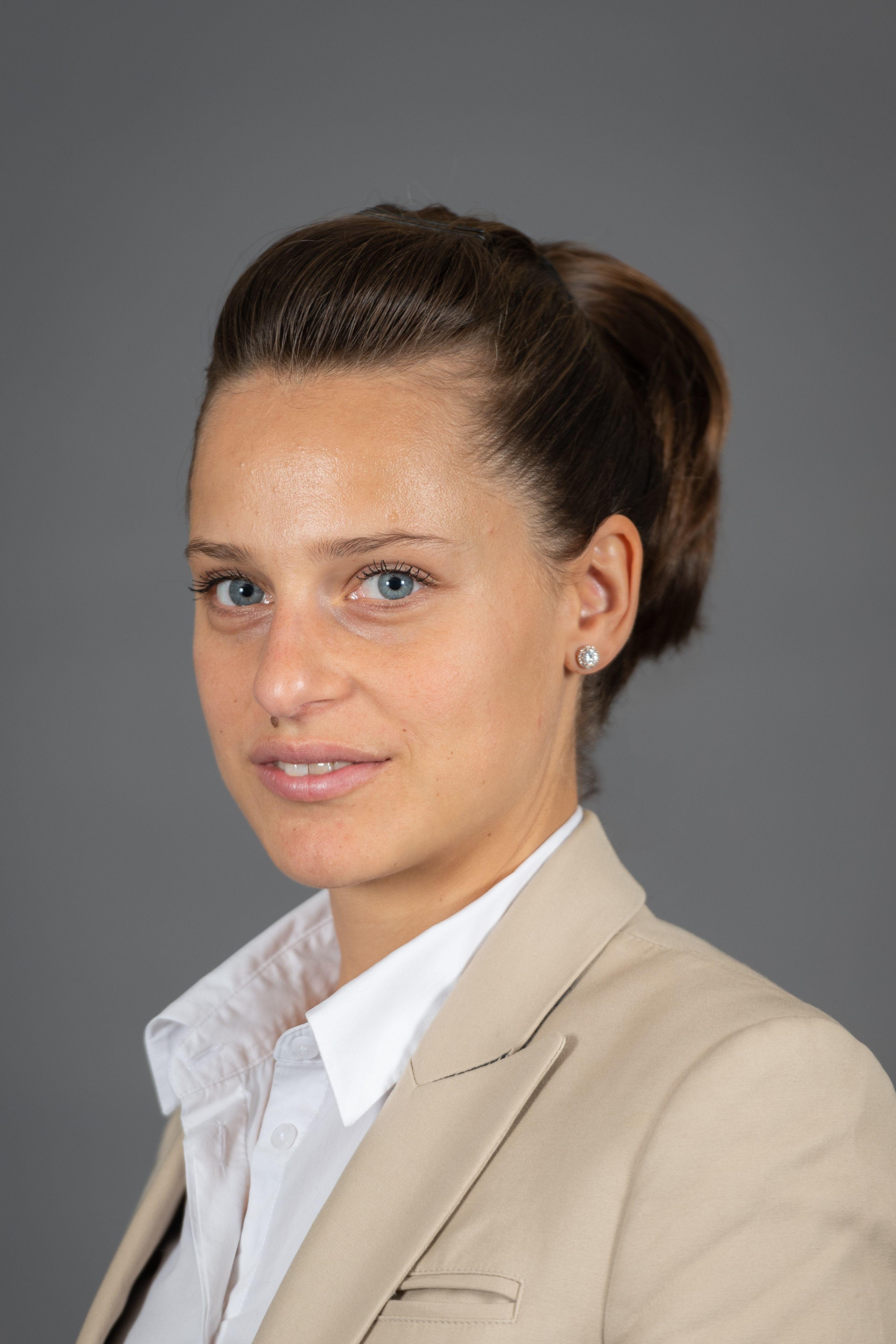 Alexandra Kaydzhiyska
