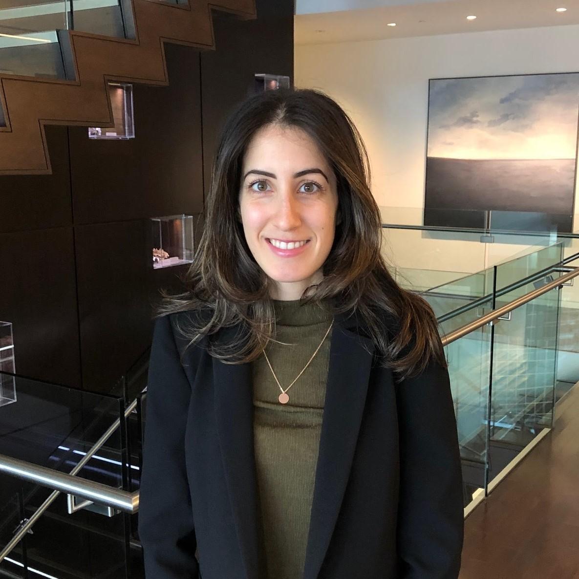 Sahar Sharafzadeh