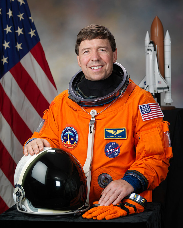 Michael Barratt