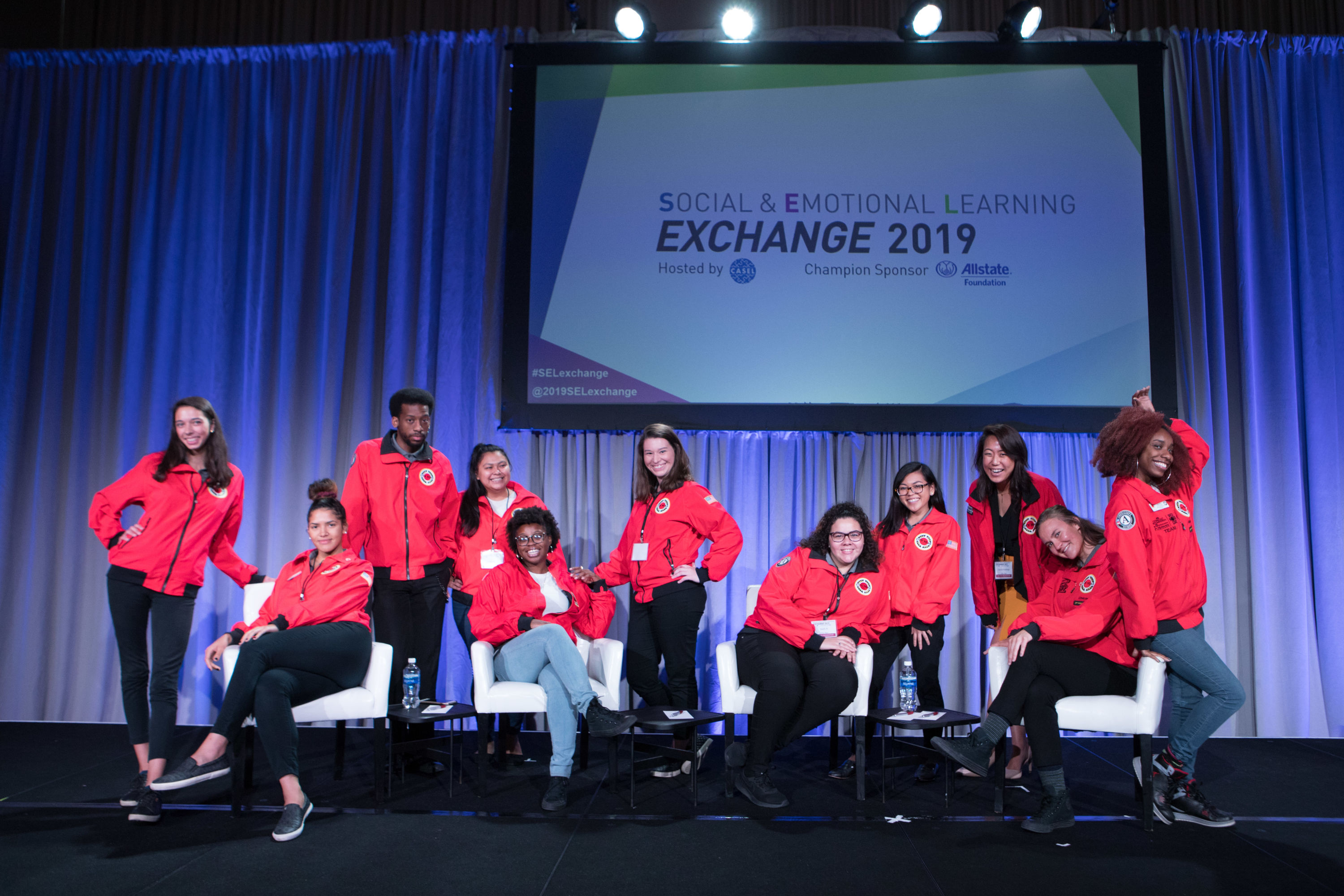 Join us at the SEL Exchange 2019, a national gathering for all  those seeking to understand, experience and apply the latest developments in social and emotional learning.