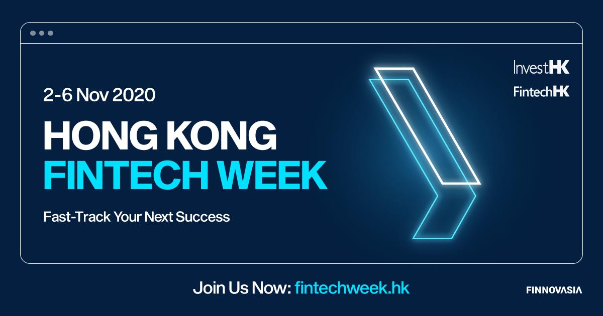 Please refer to the Hong Kong FinTech Week Registration