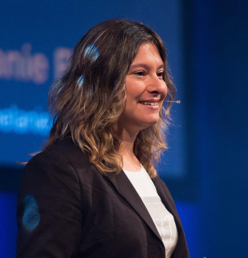 dr. Melanie Rieback