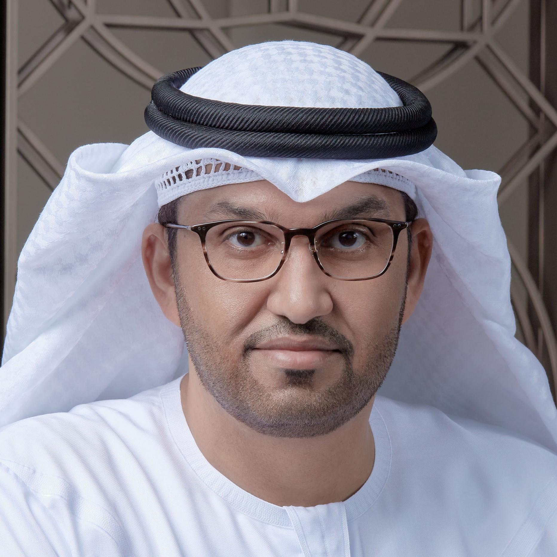 H.E. Dr. Sultan Ahmed Al Jaber