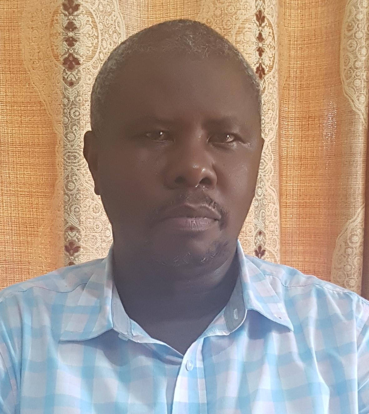 Patrick Odhiambo Hayombe