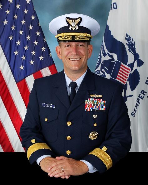 RDML John Mauger, USCG