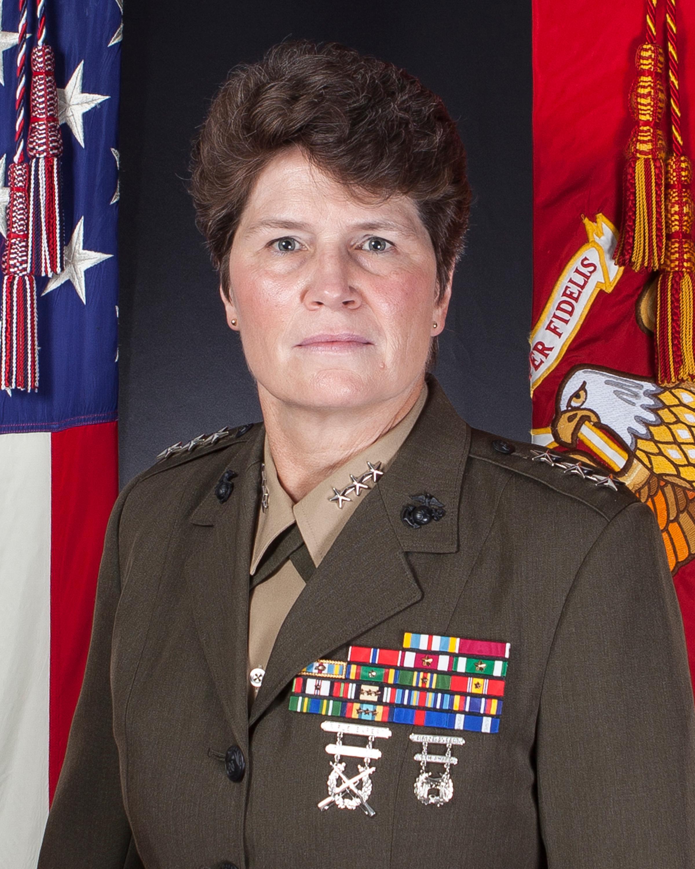 LtGen Loretta E. Reynolds