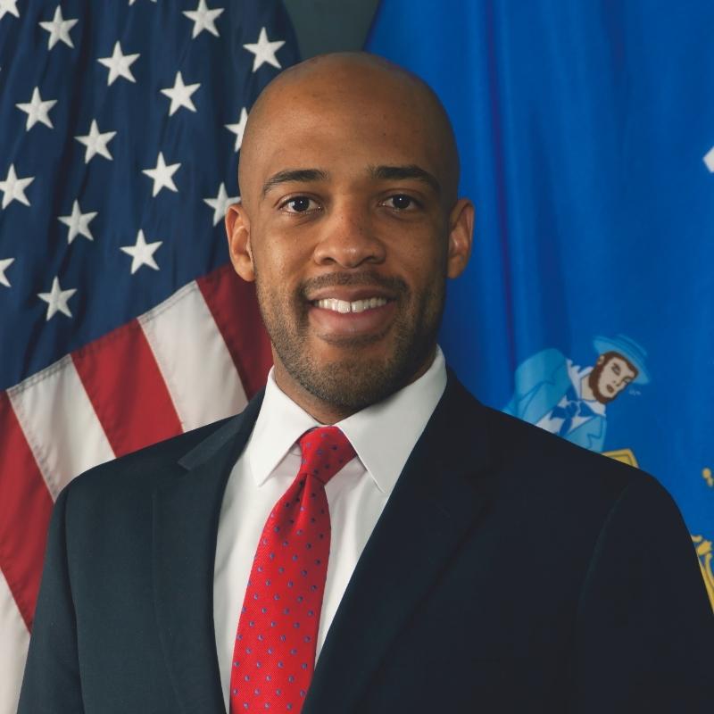 Lt. Governor Mandela Barnes