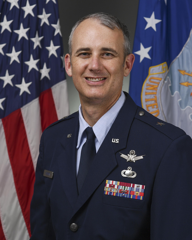 Brig. Gen. Jason Cothern