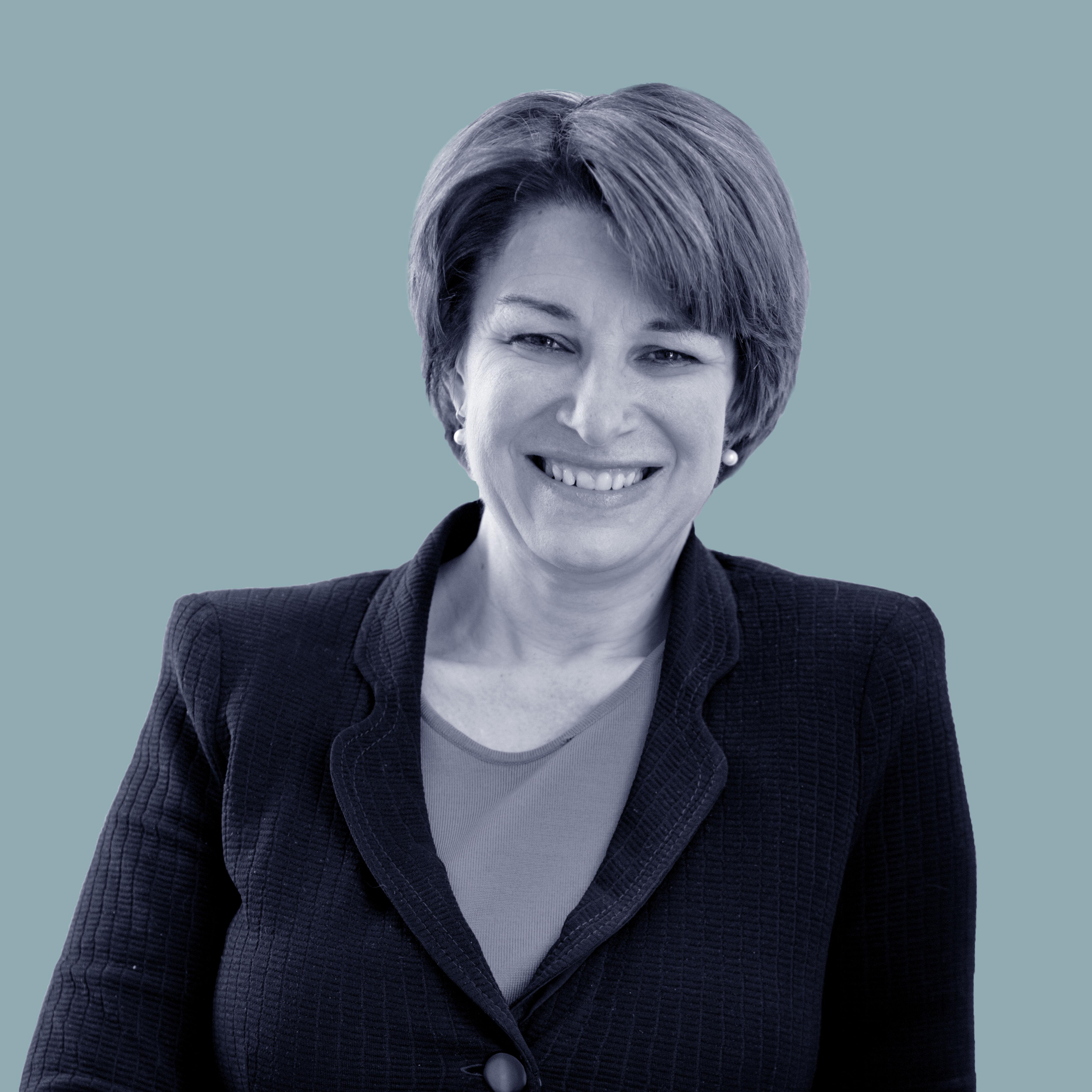 Senator Amy Klobuchar (D-Minn.)