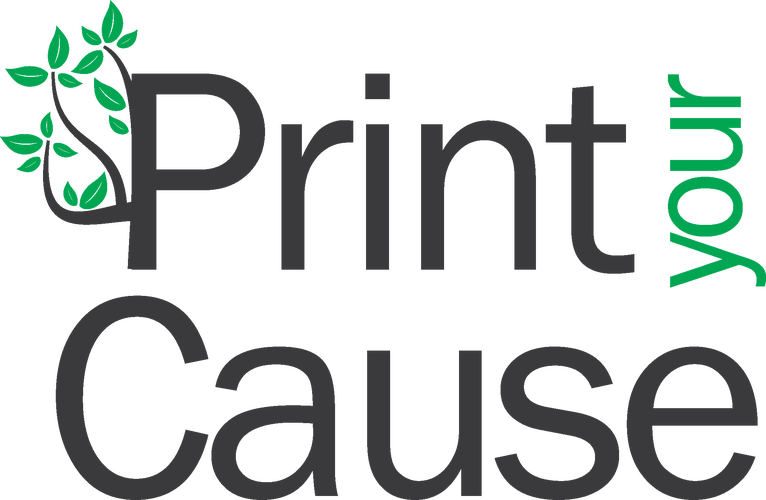 Print Your Cause
