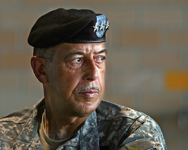Headshot of Lt. General Russel L. Honoré, USA (Ret.)