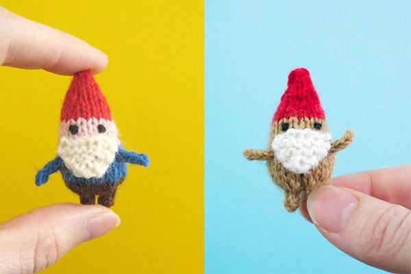 Knit a Tiny Gnome