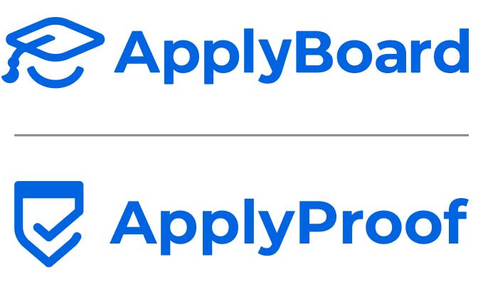 ApplyBoard + ApplyProof