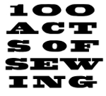 100 Acts of Sewing