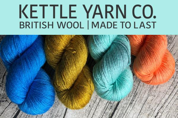 Kettle Yarn Co. British Yarn