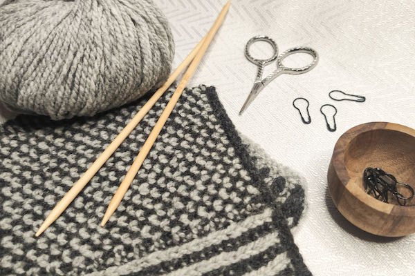 Let's Tuck and Roll: Exploring the Tuck Stitch