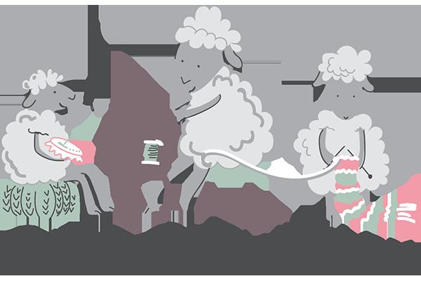 WoolenWomenFibers