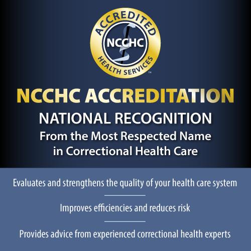 NCCHC Accreditation