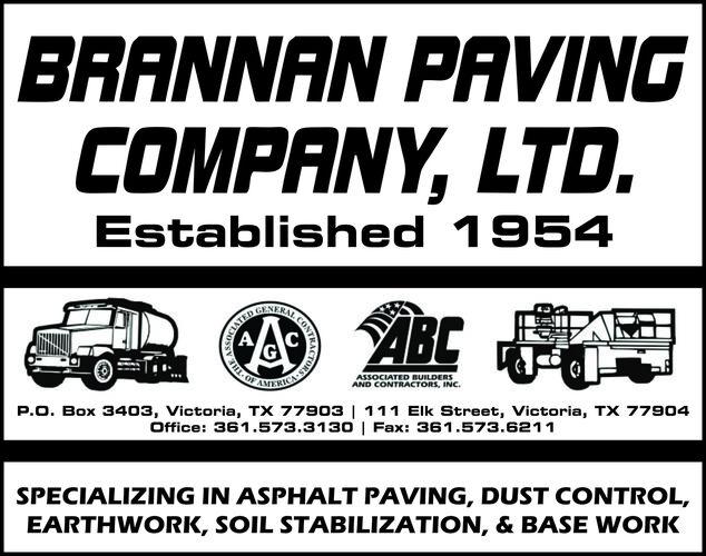 Brannan Paving Co., Ltd