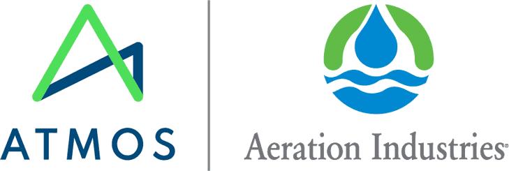 ATMOS aeration combo logo