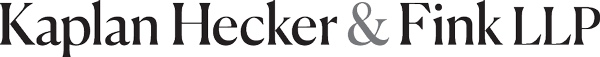 Kaplan Hecker & Fink