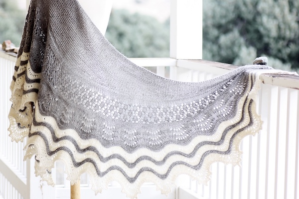 Crescent Shawls: Beautiful Beginnings and Ends