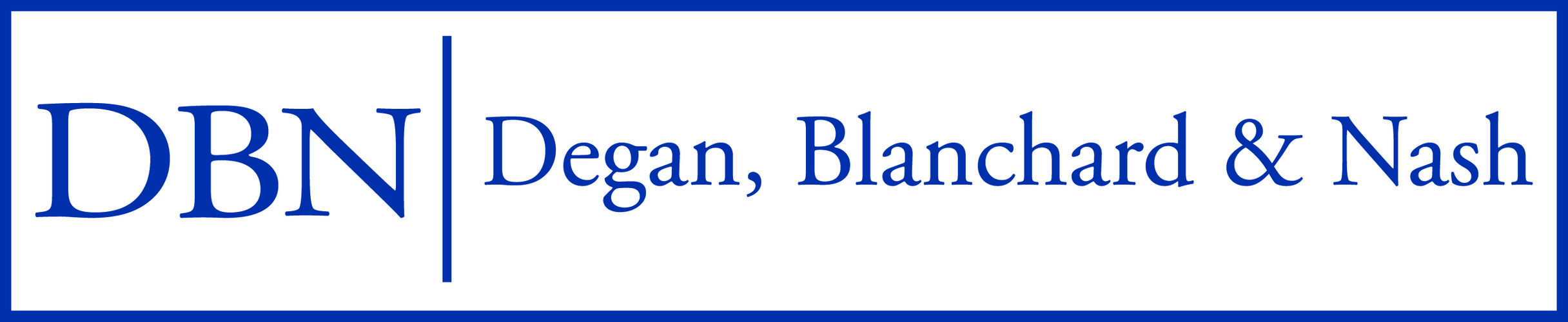 Degan, Blanchard & Nash