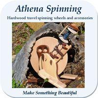 Athena Spinning