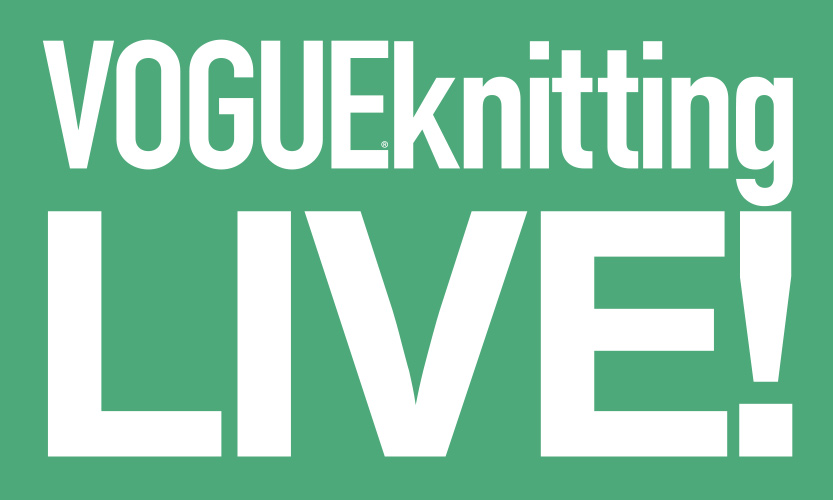 Vogue Knitting LIVE Las Vegas