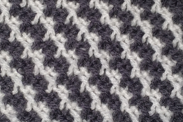 Texture, Color, and a Long-Lost Stitch: Knitting in Relief