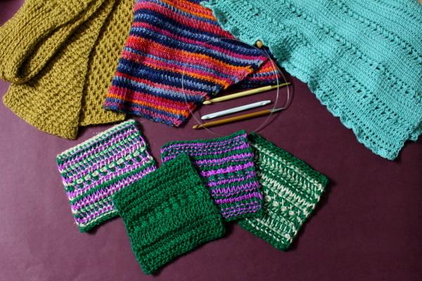 Play with Tunisian Crochet