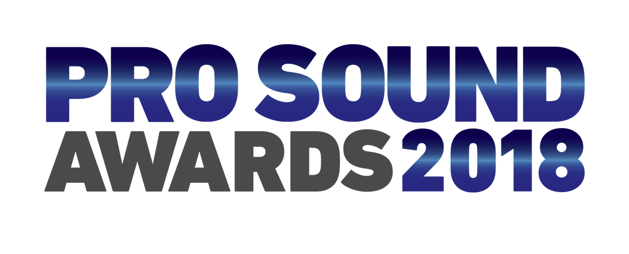 Pro Sound Awards - Booking 2018