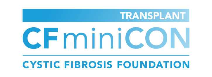 CF MiniCon: Transplant 2019 Work Group Kick-Off Call
