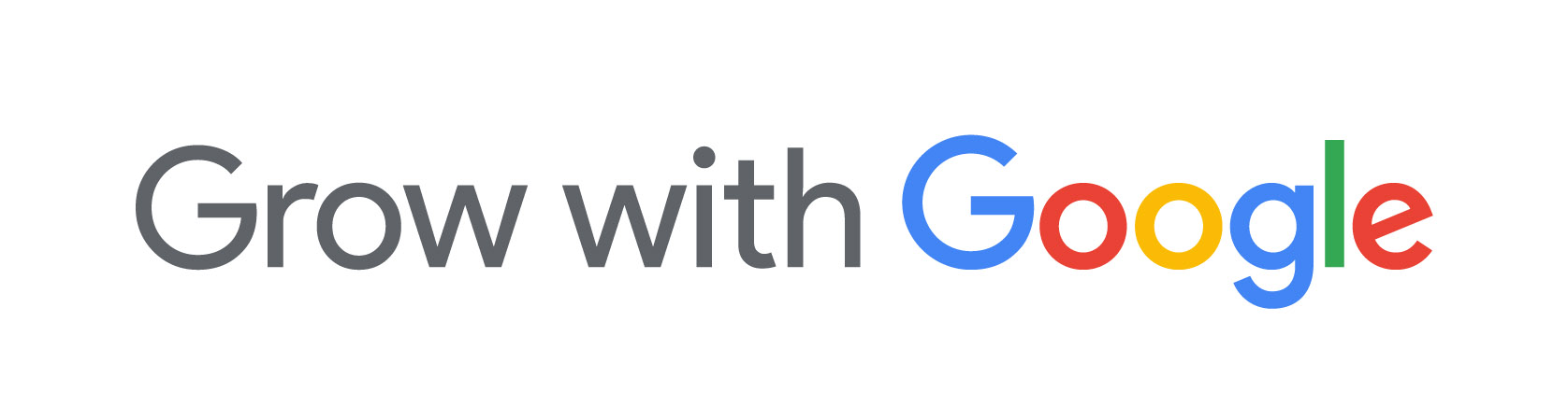 Grow with Google logo
