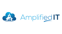 Amplified IT logo