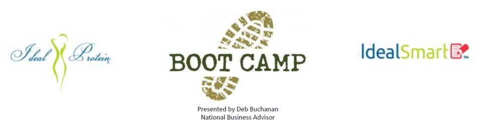 April 2019 Boot Camps
