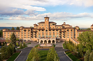 Front View Broadmoor