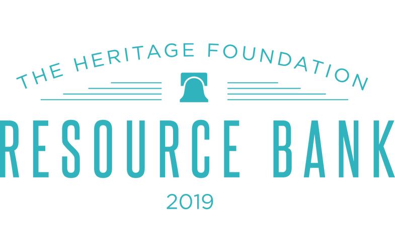 2019 Resource Bank Meeting