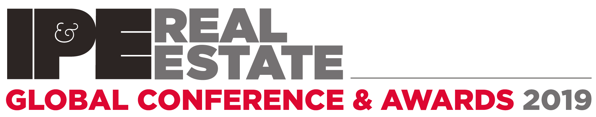 IPE Real Estate Global Conference & Awards 2019
