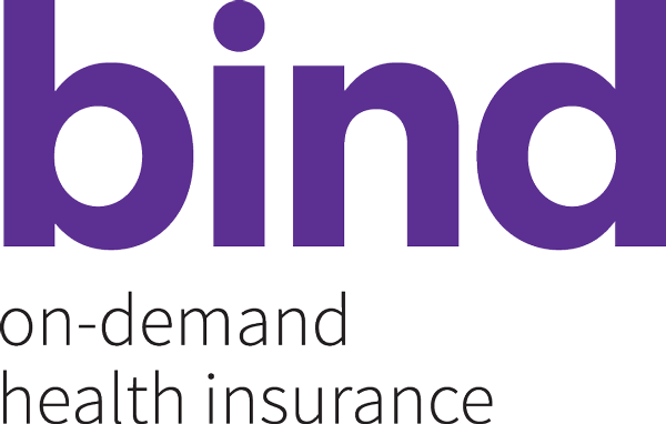 Bind On-Demand Health Insurance