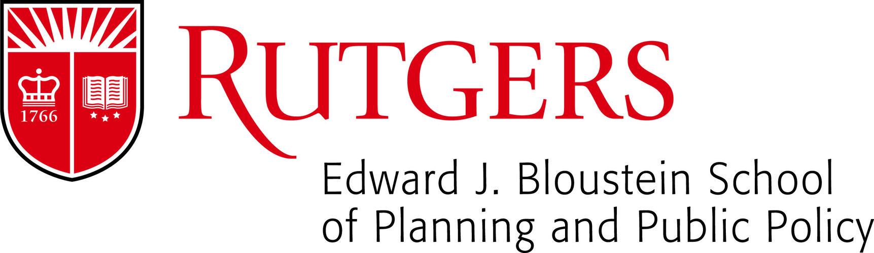 Edward J. Bloustein School of Planning and Public Policy, Rutgers University--New Brunswick