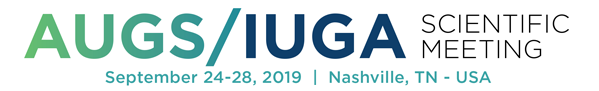 AUGS - IUGA 2019 Joint Meeting