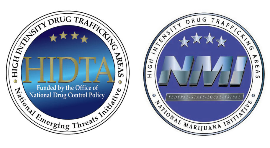 High Intensity Drug Trafficking Areas + National Marijuana Initiative (HIDTA + NMI)