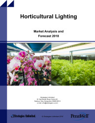 Horticultural Lighting Market Analysis and Forecast 2018