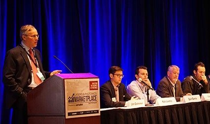 Sponsorship Packages -  Lasers & Photonics Marketplace Seminar